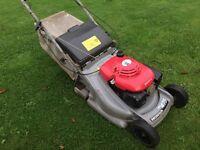 Honda HRB475 Petrol Lawnmower