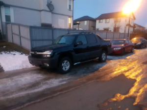 2004 chevy Avalanche Fully Loaded