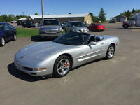 2001 Chevrolet Corvette Convertible****2 available****