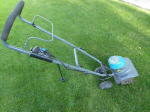 Yardworks 8amp Electric Rototiller