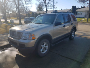 2003 Ford Explorer XLT 4.0L - In family since new
