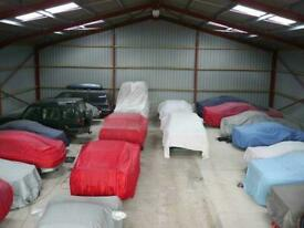 image for CLASSIC CAR STORAGE - INDOOR JUST £95 PM - HAMPSHIRE - TRANSPORT AVAILABLE