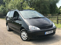 Ford Galaxy 2.3i 2002 (51) LX 7 Seater 12 MONTHS MOT