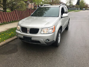 2007 Pontiac Torrent SUV, Crossover Safety & Etested Very well
