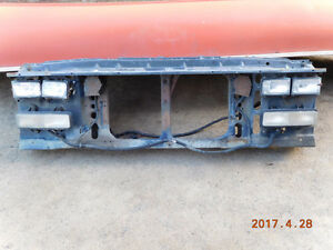 GMC or Chevrolet Baby Quad rad support