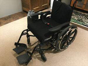 Almost New Padded Wheelchair London Ontario image 3