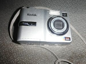 KODAK CAMERA +2G SD CARD ,AND CANON PHOTO PRINTER