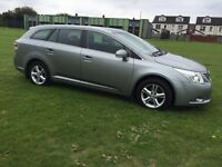 LATE 2011 TOYOTA AVENSIS 2.0 ESTATE D4D T2 FINANCE & WARRANTY*PRISTINE!passat,bmw,audi,Vectra