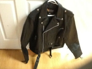 Men's large, Motorcycle Jacket