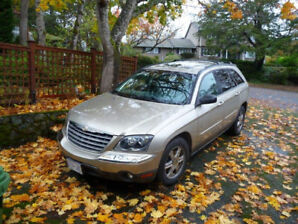 2004 Chrysler Pacifica Grand Voyager