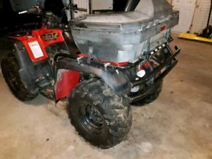 Cash on hand, looking for a kodiak 400 4x4 motor or full bike