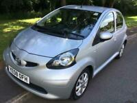 2008 Toyota Aygo 1.0 Automatic Platinum 49000 service history exceptional value
