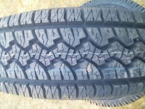 New 265/75R16 All weather tires