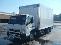 2012 Mitsubishi Fuso fe 160 tailgate for sale