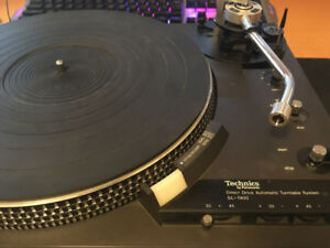 Technics Panasonic Record Player