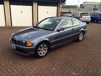 BMW 323CI £1000 not Golf or Ford or mazda