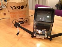 Yashica 8mm film editor