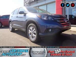 Honda CR-V EX | AWD | Moonroof | Backup Camera | Bluetooth 2014