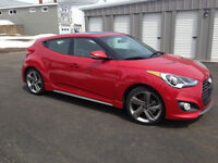 2013 Hyundai Veloster Turbo Hatchback
