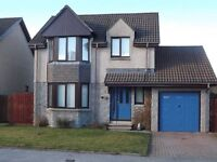 3 bedroom family home in Alford for rent