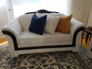 Living room furniture sofa couch antique