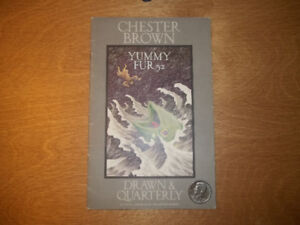 Chester Brown-Yummy fur # 32-Drawn &Quaterly(mature readers