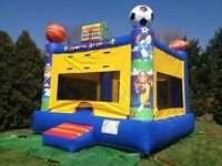 Bouncy Castles For Rent!  Hallmark Party Rentals