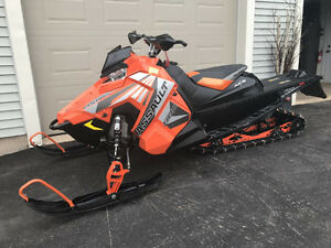 SOLD SOLD 2017 Polaris Switchback Assault 800 Anyx  144""
