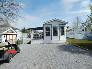 Park Model with Land at Carefree Resort OPEN HOUSE JULY 10 1-3