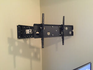 Heavy duty wall mount for TV