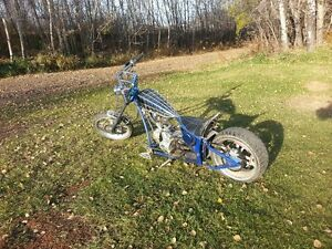 2013 mini chopper 125 cc replica of  orange county chopper