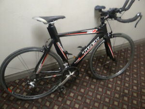 Trek Equinox E7 Triathlon Bike good condition Carbon(sell/trade)