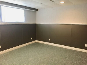 extra large bedroom basement in Normanview available immediately