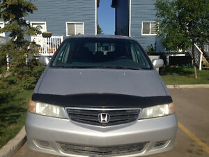 Honda Odyssey (Excellent Condition)