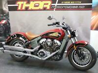 Indian SCOUT 1133CC BRAND NEW NOW IN OUR SHOOWROOM, FROM £11699