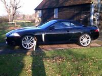 2007 Jaguar XKR 4.2 ( 420bhp ) supercharged convertible