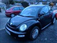 Volkswagen Beetle 1.6 -2001 51-REG - 4 MONTHS MOT