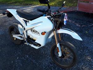 2010 Zero S Electric Motorcycle