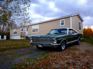 1967 Ford Galaxie parts