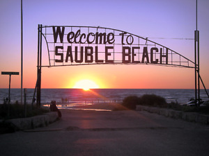 SAUBLE BEACH APARTMENT ~ NEWLY RENOVATED!