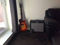 full guitar set worth 700$ or would trade for xbox one