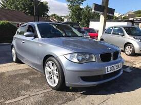 2007 BMW 1 Series 2.0 120d 5dr