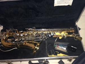 Selmer company bundy 2 alto sax