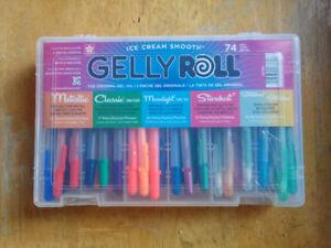 Sakura Gelly Roll Pen  Super Pack (74 Pens)