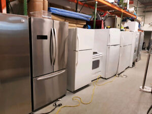 Assorted Fridges starting at $249 with warranty!