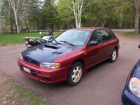 2000 Subaru Impreza Manual 2.2L NEED TO SELL $900 OBO