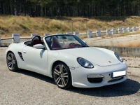 "Porsche BOXSTER 987 Look Convertible, 2002, Manual, 2.7, LPG, 19"", BiXenon, Left-Hand Drive"