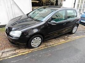 Volkswagen Golf S Fsi 5dr low mileage PETROL MANUAL 2004/04
