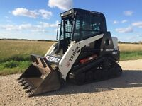 VARIOUS SKID STEER ATTACHMENTS FOR RENT