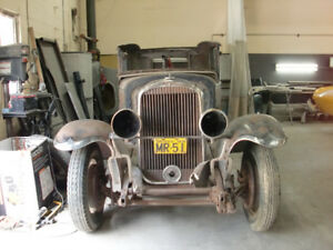 1931 Buick for hotrod build